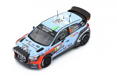 HYUNDAI i20 WRC #20 Winner Rally Argentina 2016