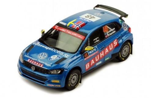 VOLKSWAGEN Polo GTI R5 #48 Kristoffersson - S. Skjaermoen Rally Finland 2019 *