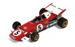Ferrari 312B2 #5 M. Andretti GP Nurburgring 1971