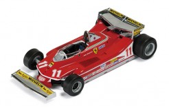 Ferrari 312T4 #11 J. Scheckter Winner Monaco GP 1979