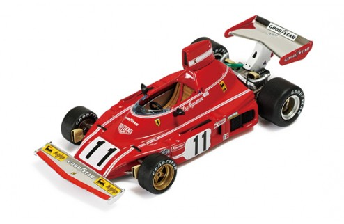 Ferrari 312B3-74 #11 C. Regazzoni Winner German GP Nurburgring 1974