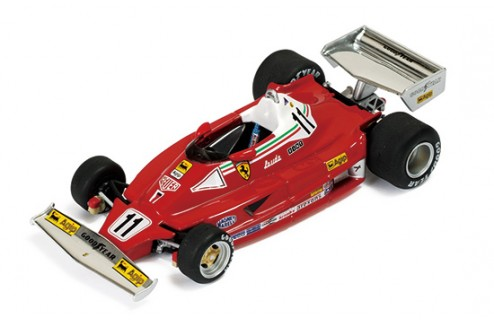 Ferrari 312T2 #11 N. Lauda Winner German GP Hockenheim 1977