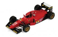 Ferrari 412T1B #27 Jean Alesi Belgium GP Spa-Francorchamps 1994