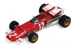 Ferrari 312B #12 Jacky Ickx Winner Austria GP Zeltweg 1970
