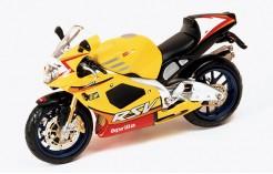 Aprilia RSV Mille R Yellow