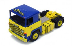 SCANIA LBT 141 1976 Blue and Yellow ASG