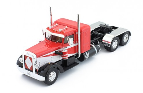 Peterbilt 350 1952 Red / white and black