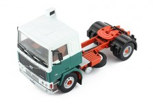 VOLVO - F10 1983 WHITE, GREEN AND RED
