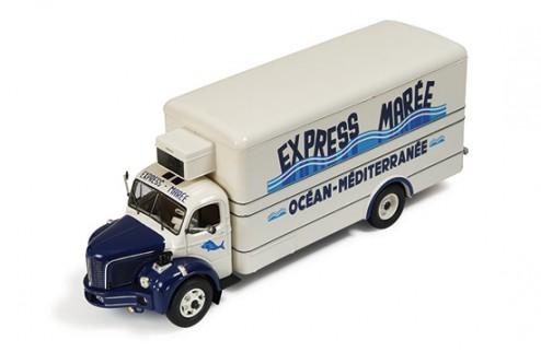 Berliet GLR 8M 1960 (Express Maree)
