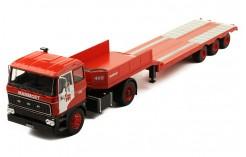 """DAF 2800 Low-boy trailer 1978 """"Mammoet"""""""