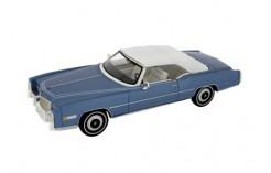 Cadillac Eldorado - Metallic Blue - 1976