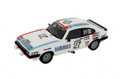 Ford Capri III 3.0S #27 J-P. Jaussaud - J-L. Th