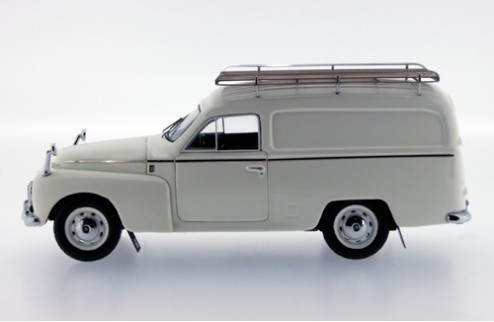Volvo PV210 Duett Van - Off White - 1962