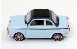 NSU-FIAT Weinsberg 500 - Light Blue - 1960