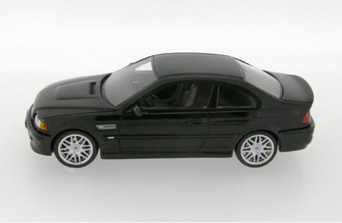 BMW M3 CSL - Black Sapphire Metallic - 2003
