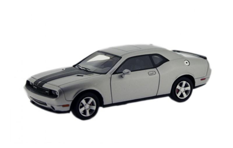 Dodge Challenger Srt8 Silver 2009
