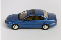 JAGUAR X-Type Light Blue - 2004