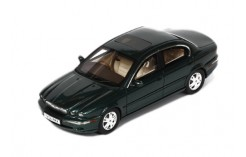 JAGUAR X-Type Dark Green - 2004
