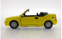 Lancia Delta Integrale Cabrio - Yellow_- 1992