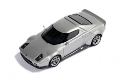 Lancia Stratos (Limited edition: 750 units) - Silver - 2010