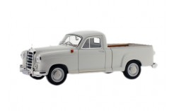 Mercedes Benz 180D Bakkie Off White - 1956