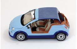 FIAT 500 Tender Two - Castagna Milano - Light Blue - 2008