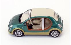 FIAT 500 Castagna EV Kadhafi - Green - 2009
