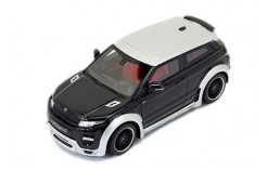 Range Rover Evoque By Hamann - Black - 2012