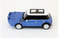 Mini Cooper S Yachtsman - Blue - 2002