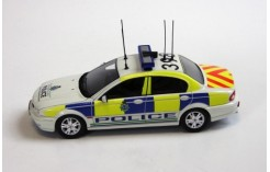 JAGUAR X-Type Merseyside UK Police - 2004