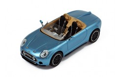 MINI Superleggera Vision Concept - Metallic Light Blue - 2014