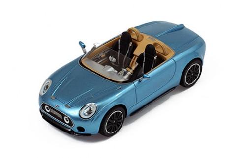 MINI Superleggera Vision Concept - Metallic Light Blue - 2014