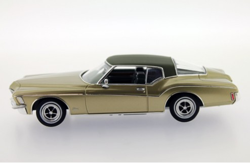 Buick Riviera Coupe - Green - 1972
