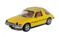 AMC Pacer X - Yellow - 1975