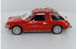 AMC Pacer X - Red - 1975
