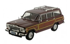 Jeep Wagoneer - Bordeaux - 1989