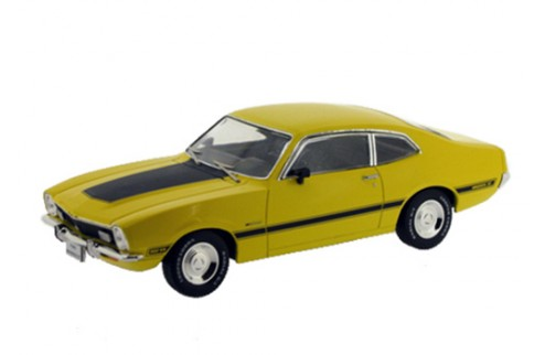 Ford Maverick GT - Yellow - 1974