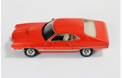 Ford Gran Torino Sport - Red - 1972