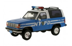 Ford Bronco II - NYPD (New York Police Department) - 1989