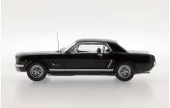Ford Mustang - Black - 1965
