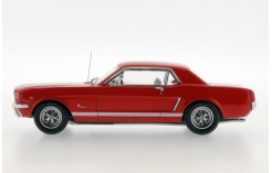 Ford Mustang - Red - 1965