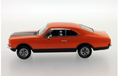 Chevrolet Opala SS - Orange - 1976
