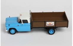Chevrolet C30 Truck - Light Blue - 1961