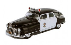 Nash Ambassador - Los Angeles Police - 1950