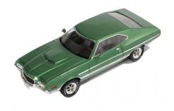 Ford Gran Torino Sport - Green - 1972