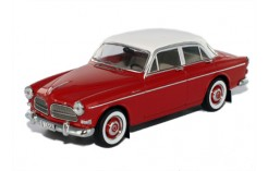 Volvo 120 Amazon - Red - 1956