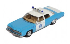 Chevrolet Bel Air - Chicago Police - 1973