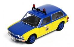 """Volkswagen Brasilia -  """"Polícia Rodoviária Federal"""" - 1975"""