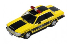 "Ford Del Rey ""Ouro"" - Polícia Militar Rodoviária - Yellow and Black - 1982"