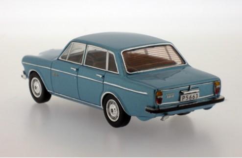 Volvo 164 - Metallic Blue - 1968
